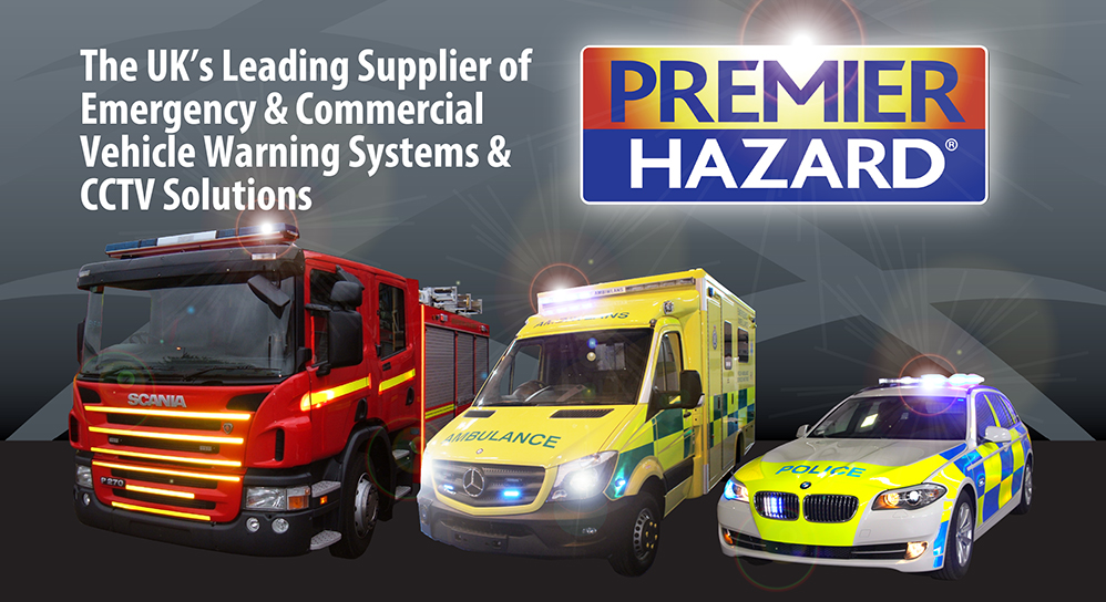 Emergency and Commercial vehicle warning systems and CCTV Solutions