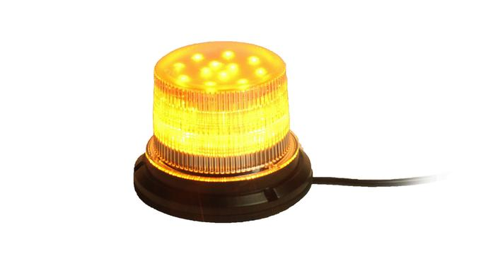 Amber 360 Degree LED Beacon