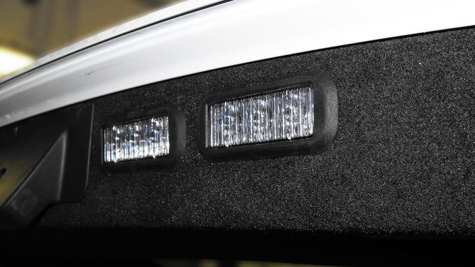 Tailgate Flush Mount XT3 LED