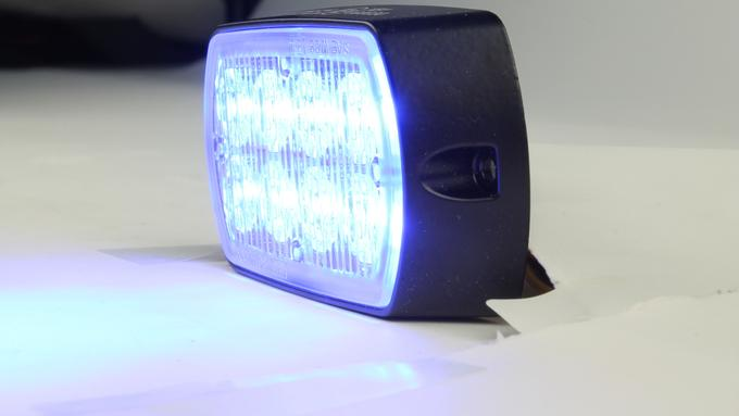 Slim line Blue mini8 LED
