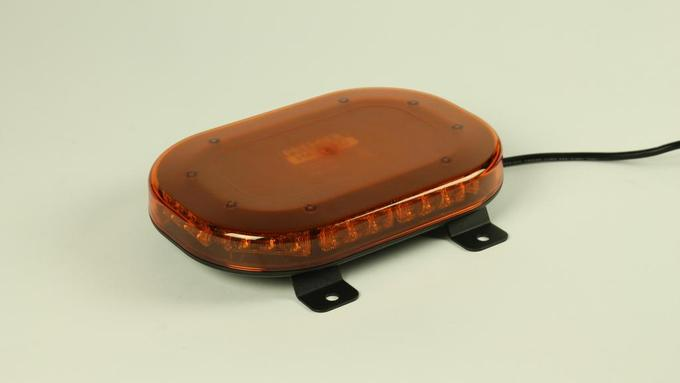 MICROBE AMBER PERMANENT MOUNT MINI LED Lightbar