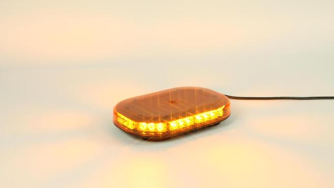 MICROBE AMBER MAGNETIC MOUNT MINI LED Lightbar