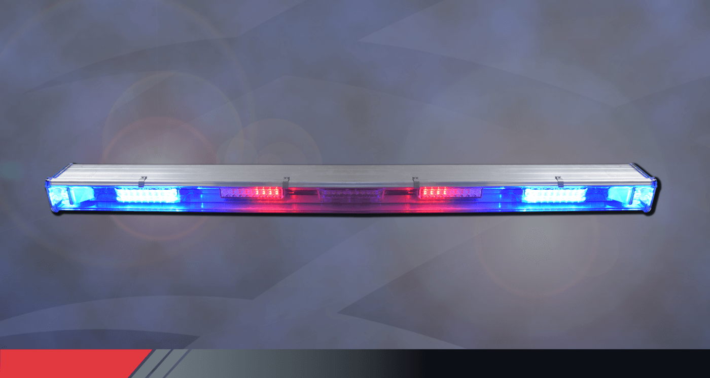 FM9000 LED Half Bar Premier Hazard Manufacture And Supply Emergency Vehicle