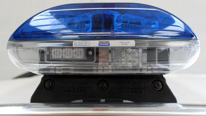 Ultimax LED Lightbar side profile