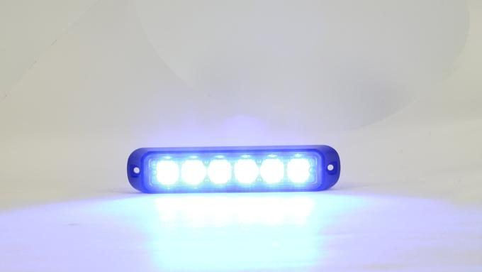 Mini6 Slim line Blue LED