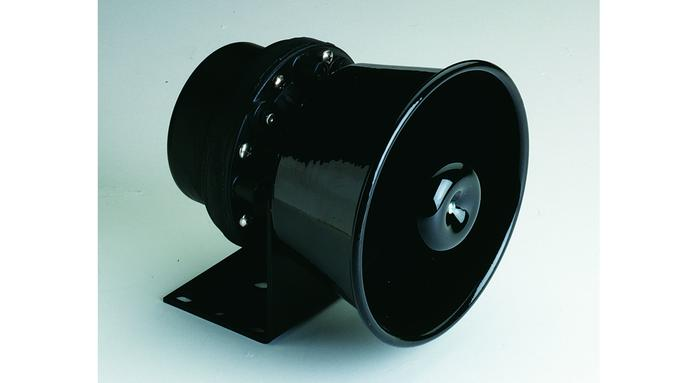 100 Watt Speaker with Round Cowl