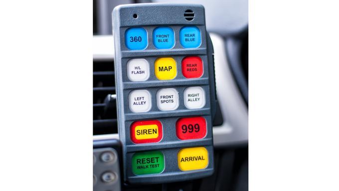 Standard Touch Controller Stc Series Premier Hazard